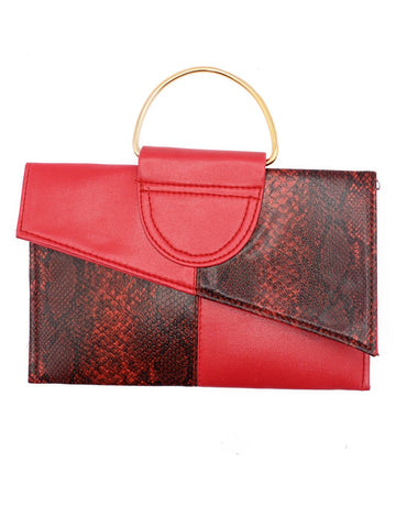 Women Clutches CL-120-Red