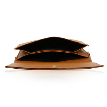 Women Clutch CL-127 Brown