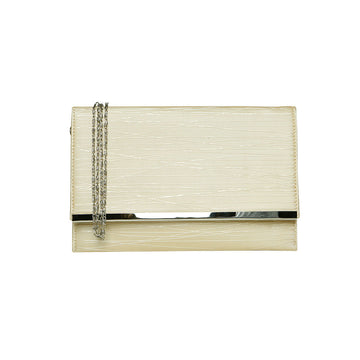 Women Clutch CL-128-Gold