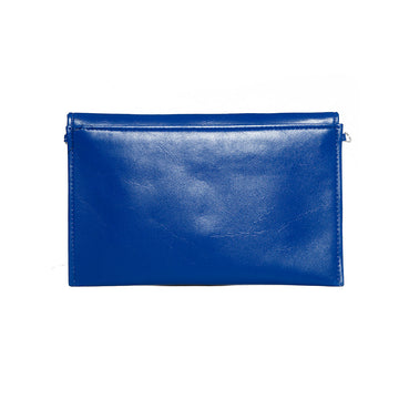 Women Hand Clutch CL-129-Blue