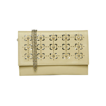 Women Hand Clutch CL-129-Fawn