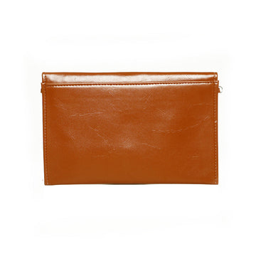 Women Hand Clutch CL-129-Mustard