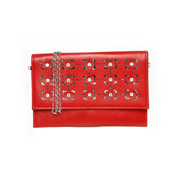 Women Hand Clutch CL-129-Red