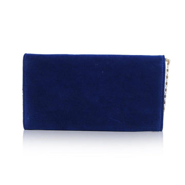 Women Clutch CL-131 Blue
