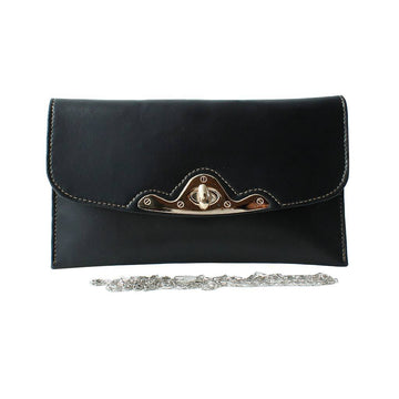 Black Women Hand Clutch CL-159
