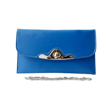 Blue Women Hand Clutch CL-159