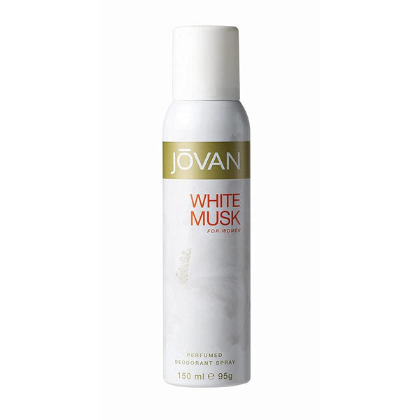 Jovan White Musk Women Body Spray