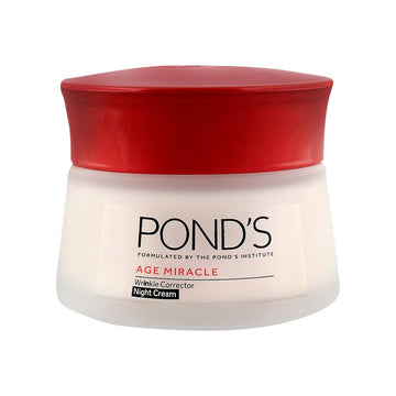 Ponds Age Miracle Wrinkle Corrector Night Face Cream