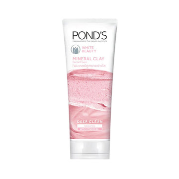 Ponds White Beauty Clay Facial Cleanser