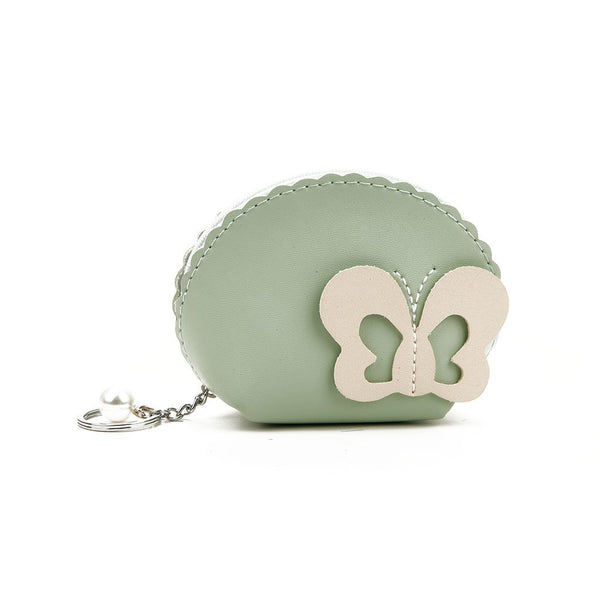 Wallet Keychain Mini - Sea Green