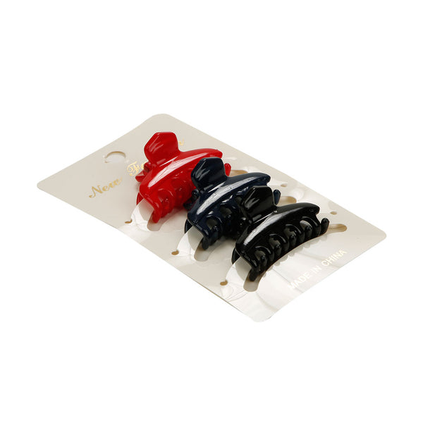 Hair Catchers Pack Of 3-Multi