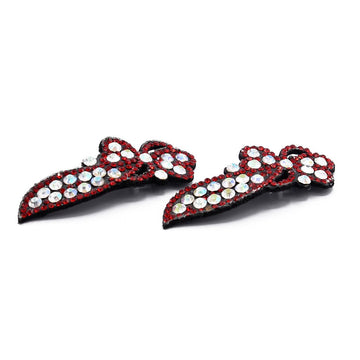 Stone Hair Pin 2 Pc AD-3