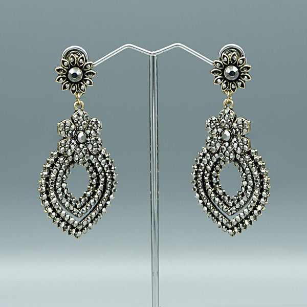Vintage Earrings G-2-2
