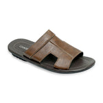 Brown Men Slippers GL-1093