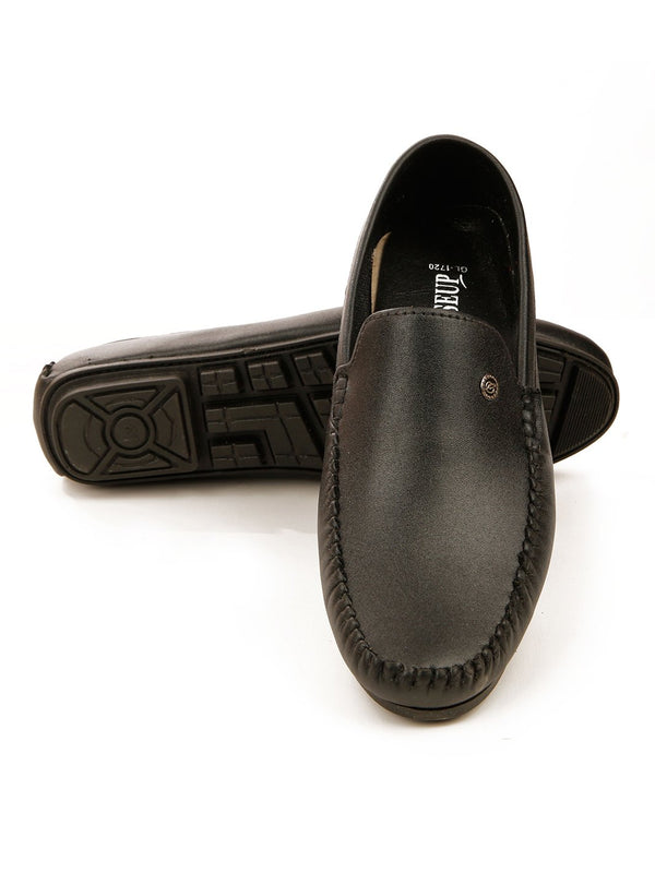 Black Men's Loafer