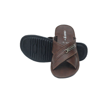 Brown Slipper GL-1814