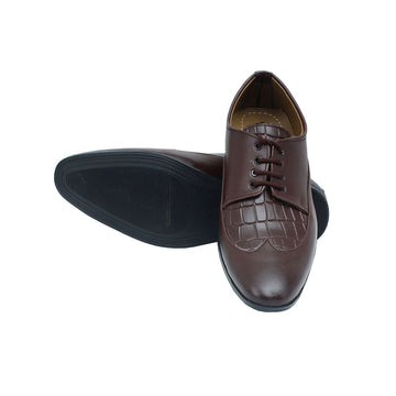 Brown Formal Shoes GL-1872