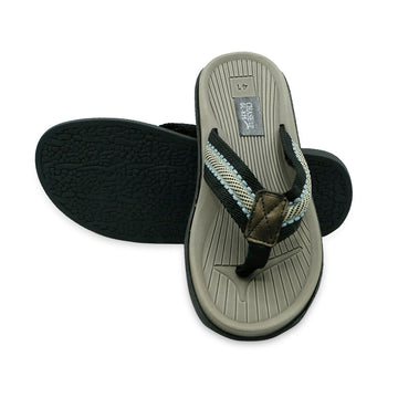 Men Casual Slippers - Black