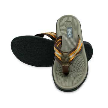 Men Casual Slippers - Brown