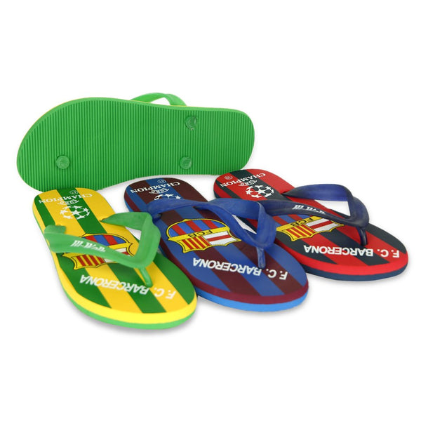 Men Flipflops GL-830 Yellow