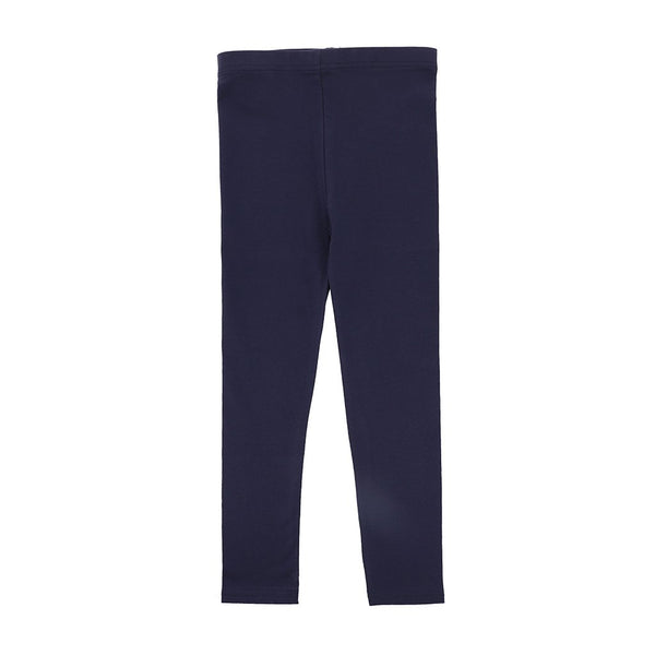 Navy Leggings for Toddler Younger Girls