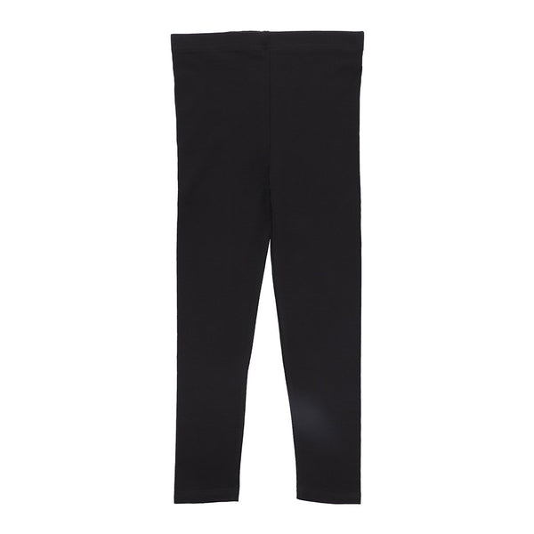 Black Legging for Newborn-Infant Girls