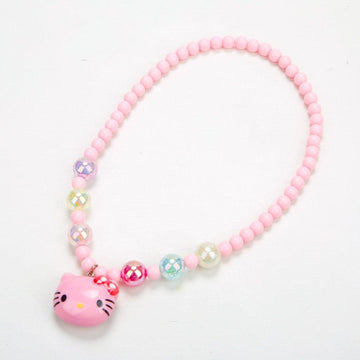 Baby Necklace Set Hello Kitty - Light Pink