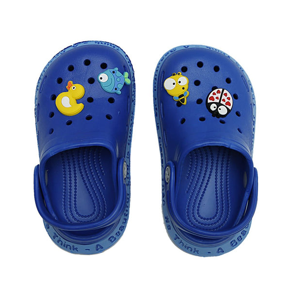 Kids Clogs KI-1261-1262 - Navy