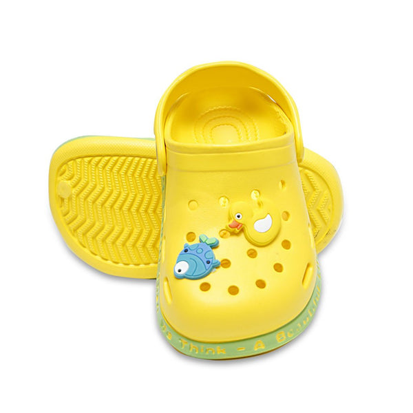 Yellow Kids Clogs KI-1261-1262