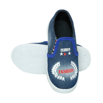 Blue Boys Casual Shoes KL-142