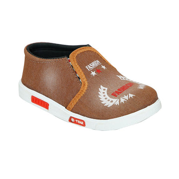 Mustard Boys Casual Shoes KL-142