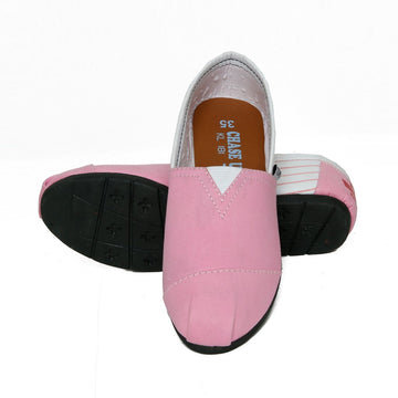 Pink Girls Casual Shoes KL-181