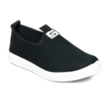 Boys Casual Shoes KL-183-Black