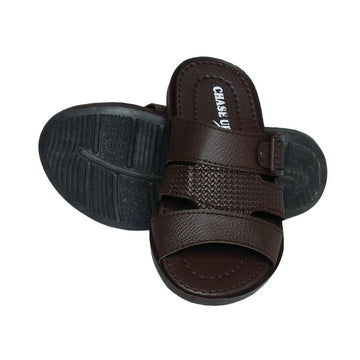 Brown Chappal KL-203