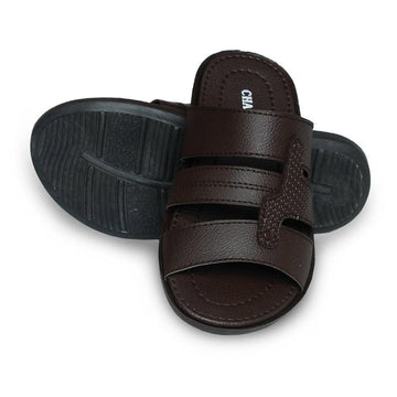 Brown Chappal KL-204