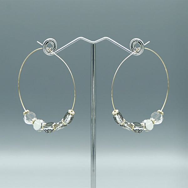 Preciosa Crystal Earrings L-1-1