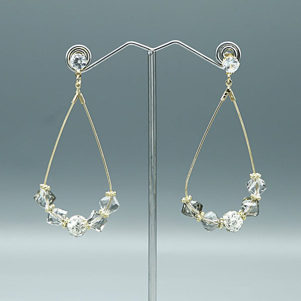 Preciosa Crystal Earrings L-3-2