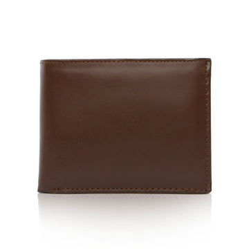 Men Leather Wallet - Mustard