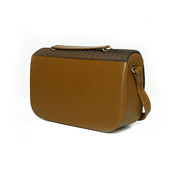 Women Mini Bag A-179-Brown