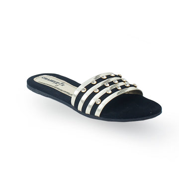 Black Slipper LL-1427