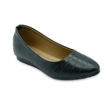 Women Casual Pumps LL1572-Black