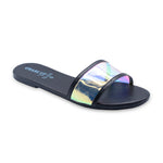 Women Slipper LL-1593-Black