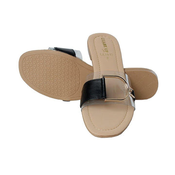 Black Slipper LL-1632