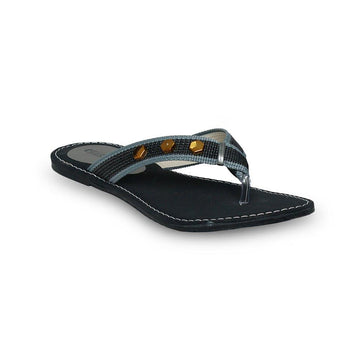 Black Slipper LL-1699