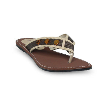 Brown Slipper LL-1699