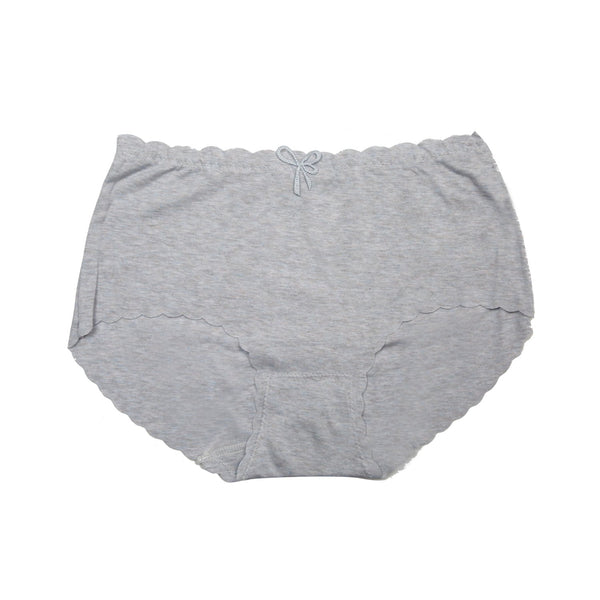 Women Fancy Panty - Grey