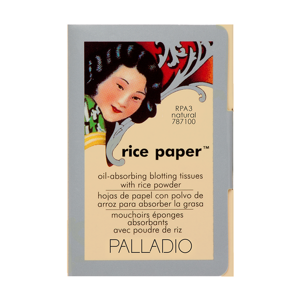 Rice Paper Face Powder