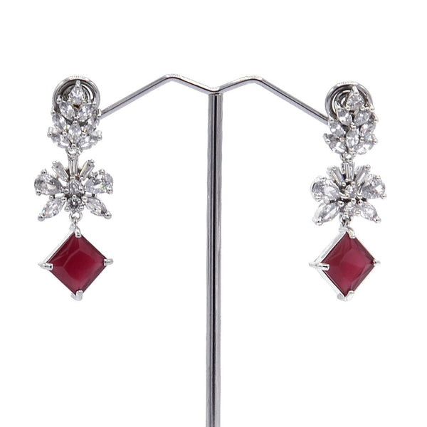 Zircon Earrings SJE-083