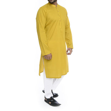 Men Plain Kurta