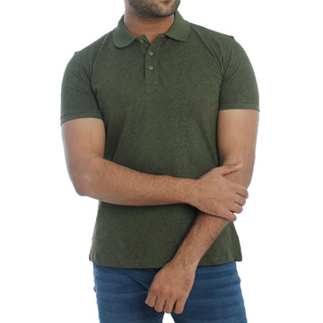 Cotton Lycra Slim Fit Polo